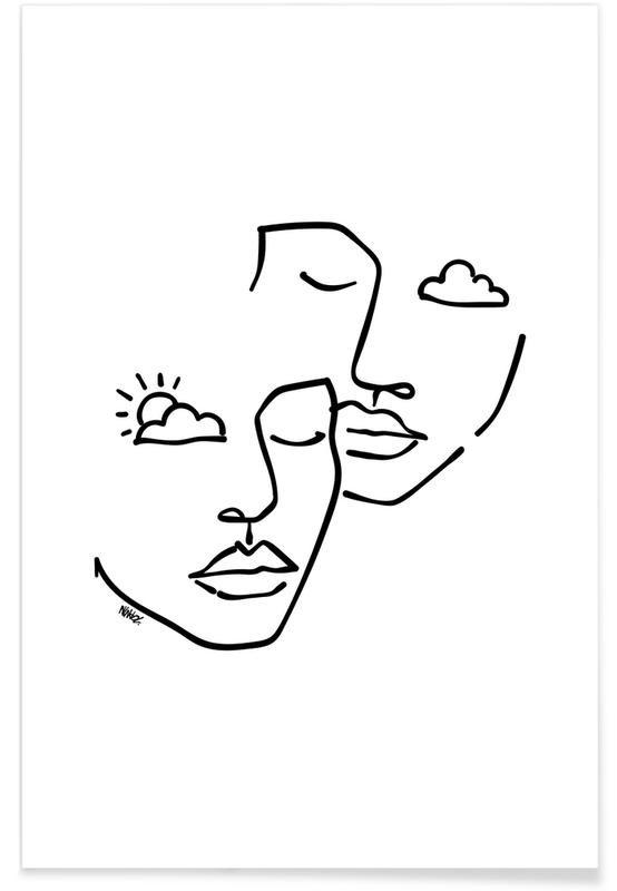 Couples, Saint-Valentin, My Sun affiche