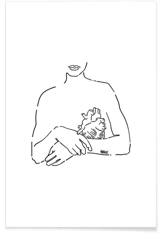 Körperformen, Take Careful Of Yourself -Poster