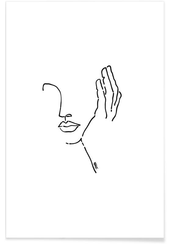Body Close-Ups, Waiting Poster