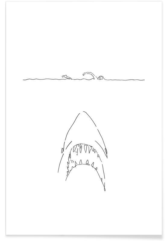 , Jaws affiche
