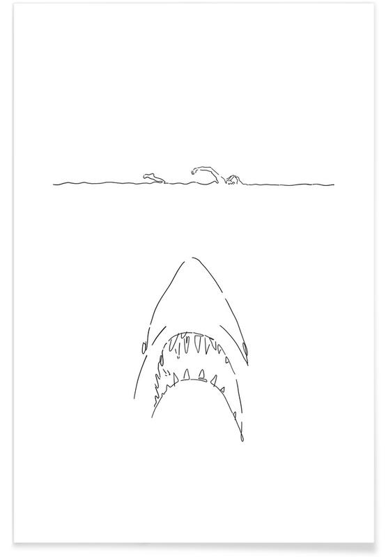 , Jaws poster