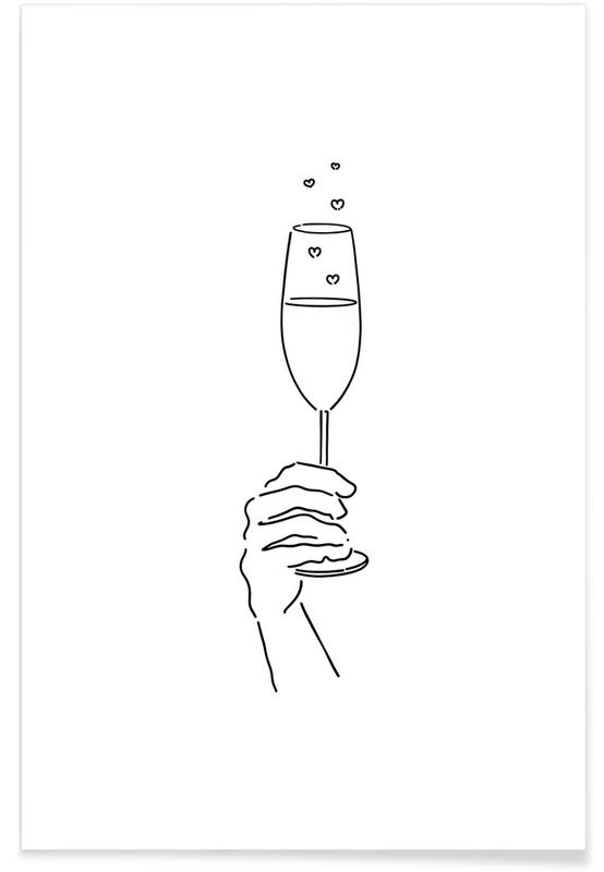 , Happiness Bubbles -Poster