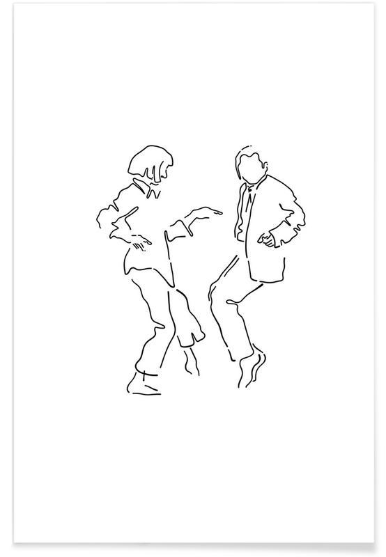 Portraits, I Want To Dance affiche