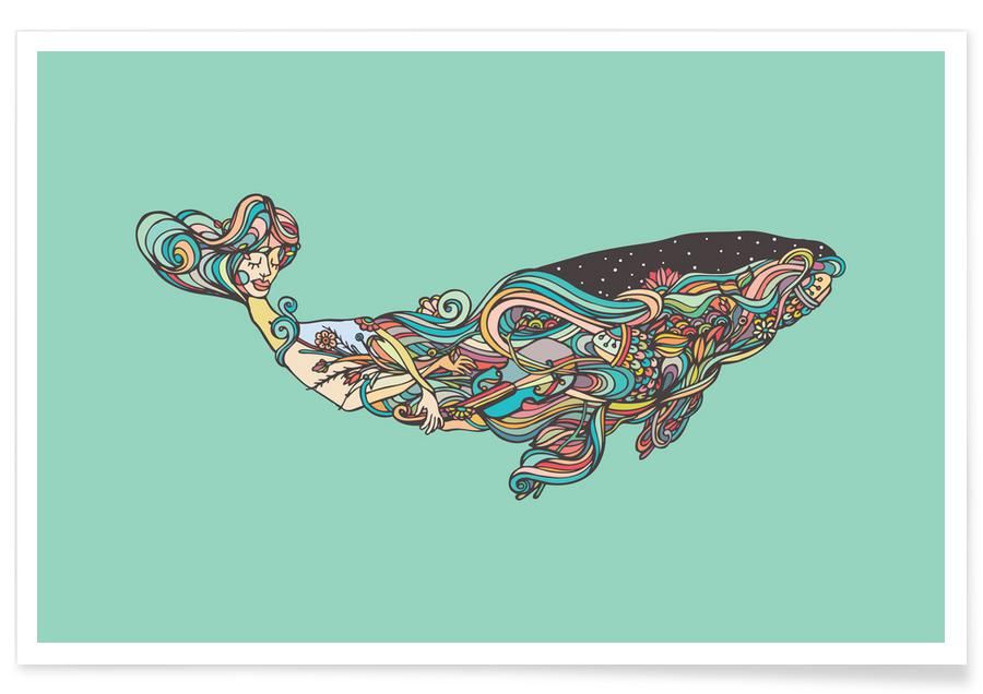 Whale -Poster