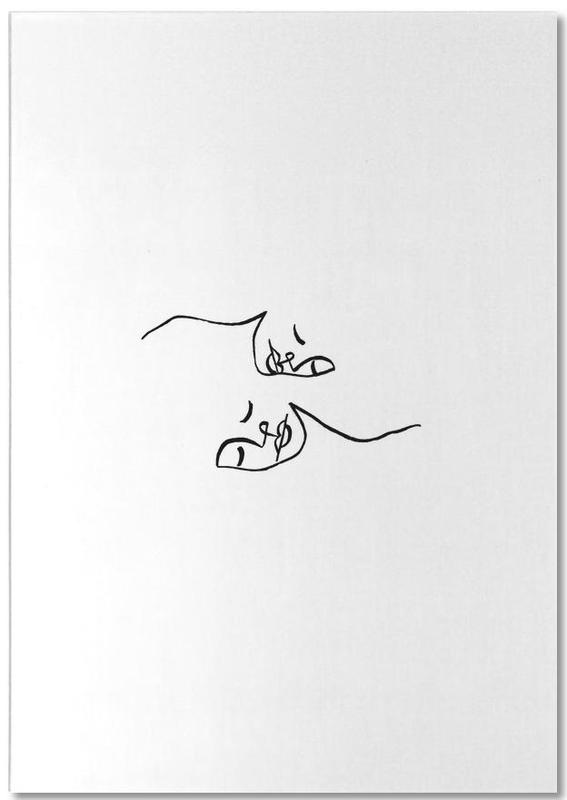 In Love bloc-notes