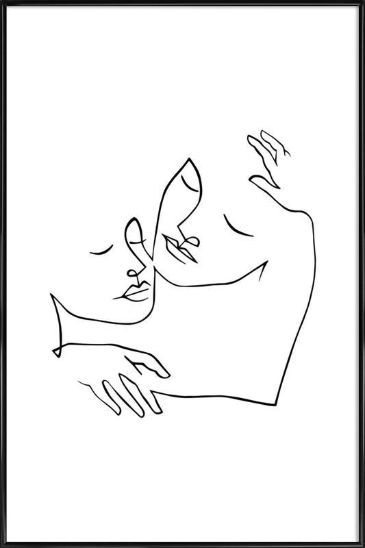 Endless Love ingelijste poster