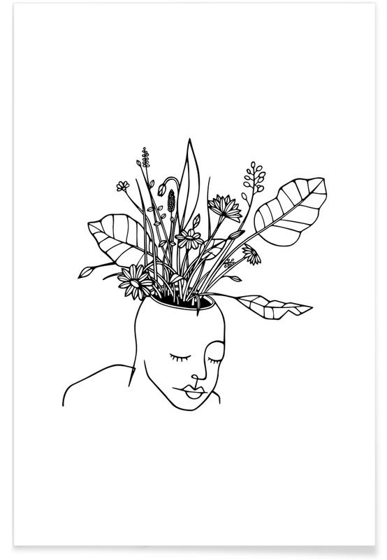 The Spring Head -Poster