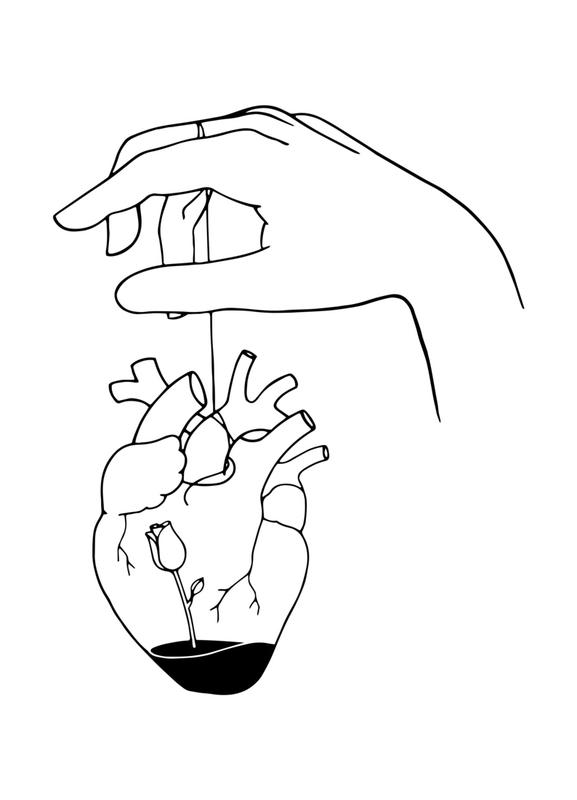 How Can You Mend a Broken Heart -Leinwandbild
