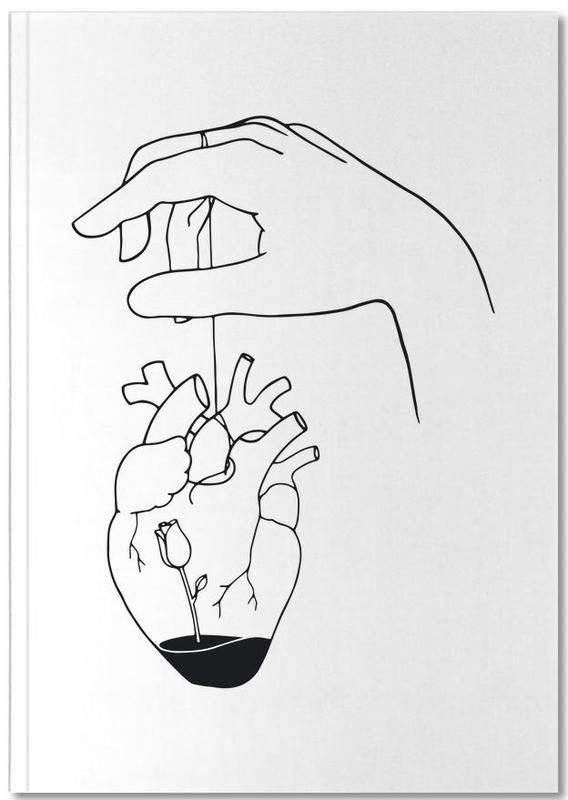How Can You Mend a Broken Heart Notebook