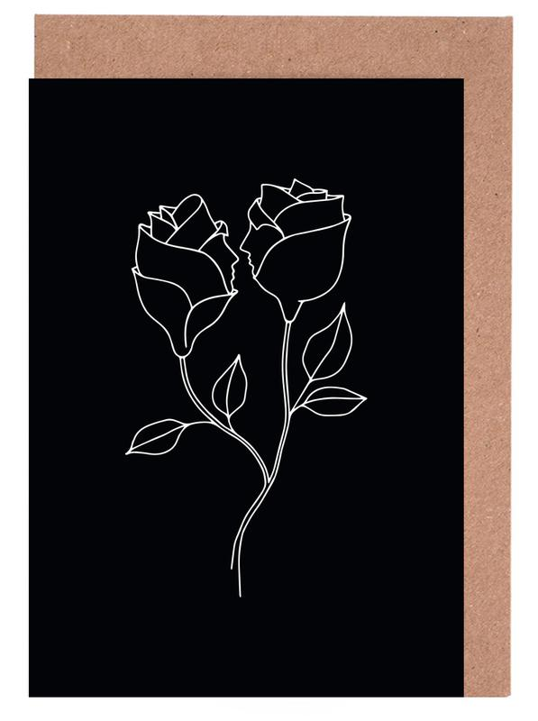 Natural Born Lovers -Grußkarten-Set