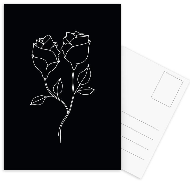 Natural Born Lovers -Postkartenset