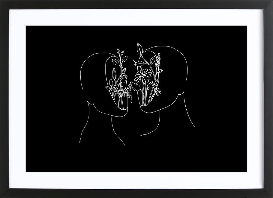 Sexual Healing ingelijste print