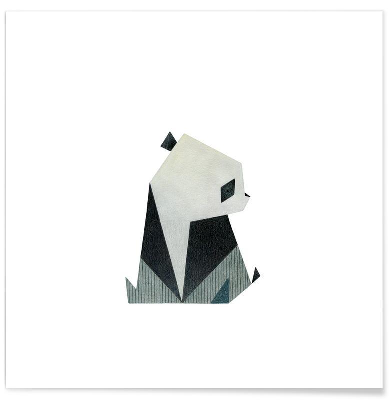 Nursery & Art for Kids, Pandas, Panda 2 Poster