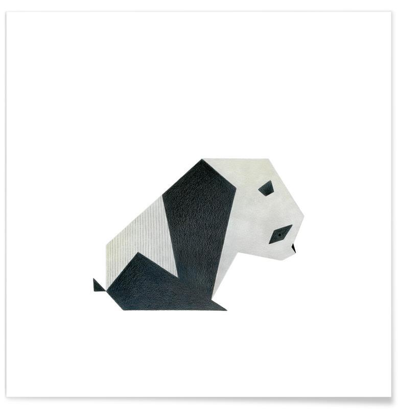 Panda #1 Poster