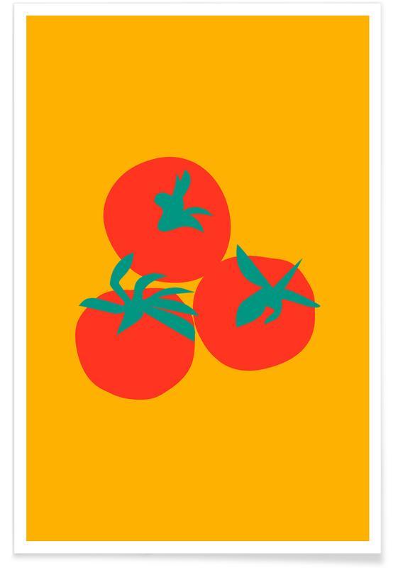 , Tomato affiche