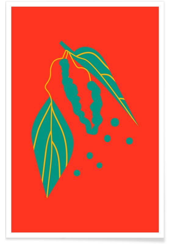 , Black Pepper affiche