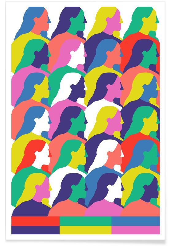 Motivatie, Stronger Together poster