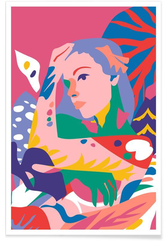 Portretten, The Wild Woman poster