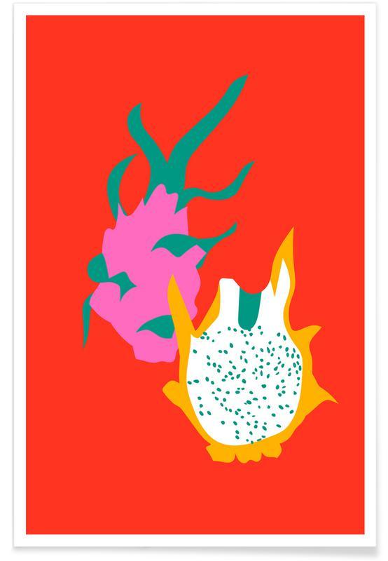 , Dragonfruit poster