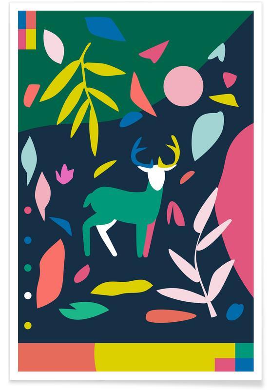 Herten, Forest Prince poster