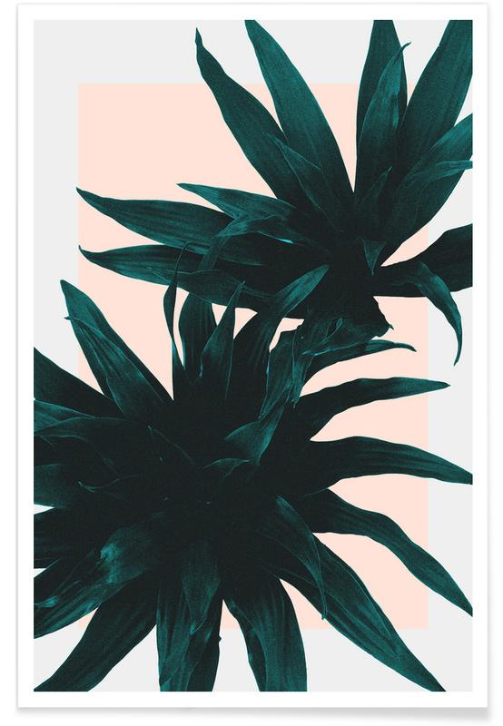 Leaves & Plants, Fly Away Poster