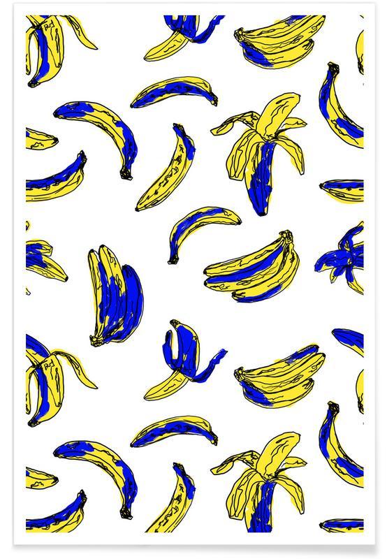 Bananas, Bananas Poster