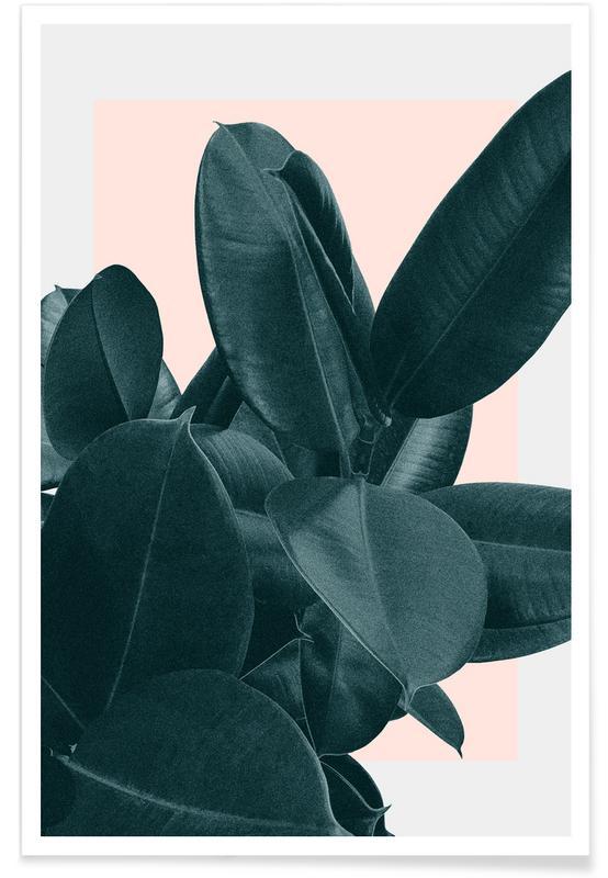 Feuilles & Plantes, Tonight affiche