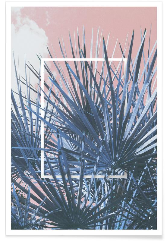 Leaves & Plants, You Are My Getaway Poster