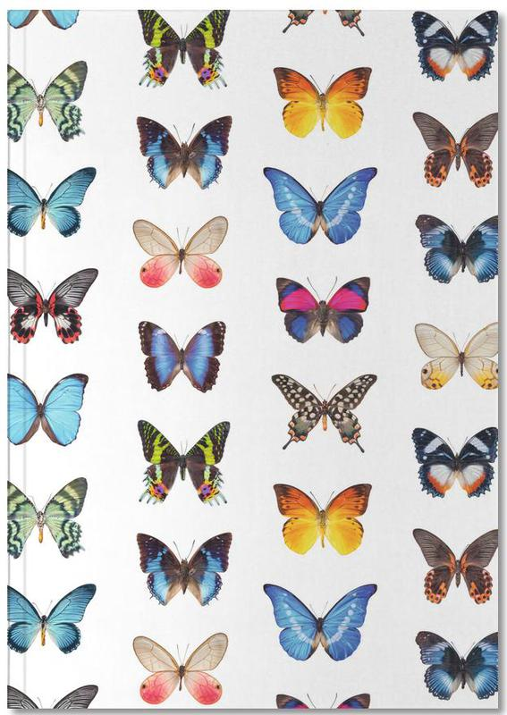 Colourful Butterflies Notebook