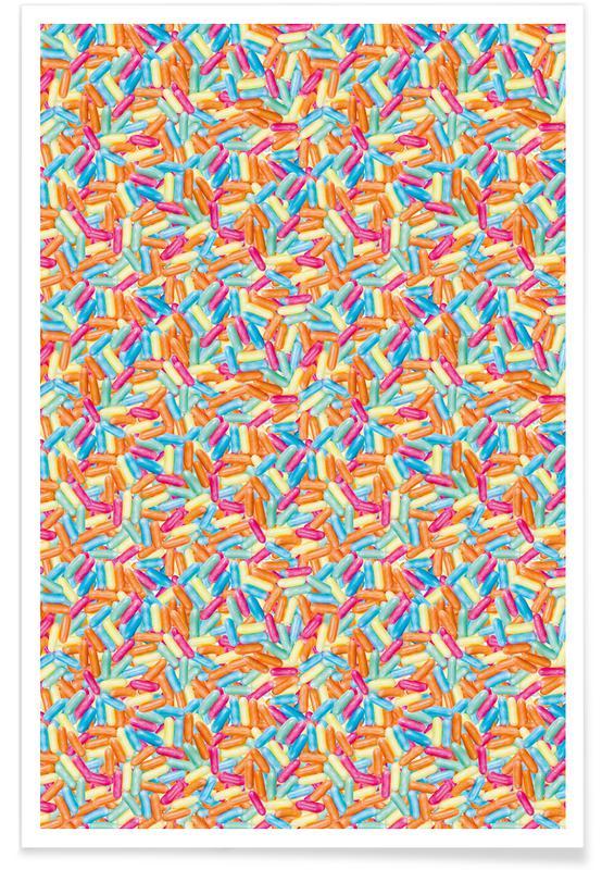 Patronen, Candy poster