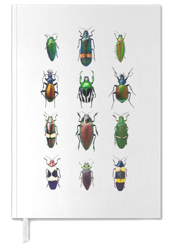 Beetles, Insect 3 Personal Planner