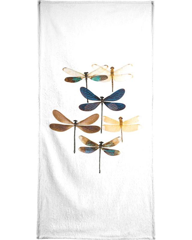 Insect 7 Bath Towel
