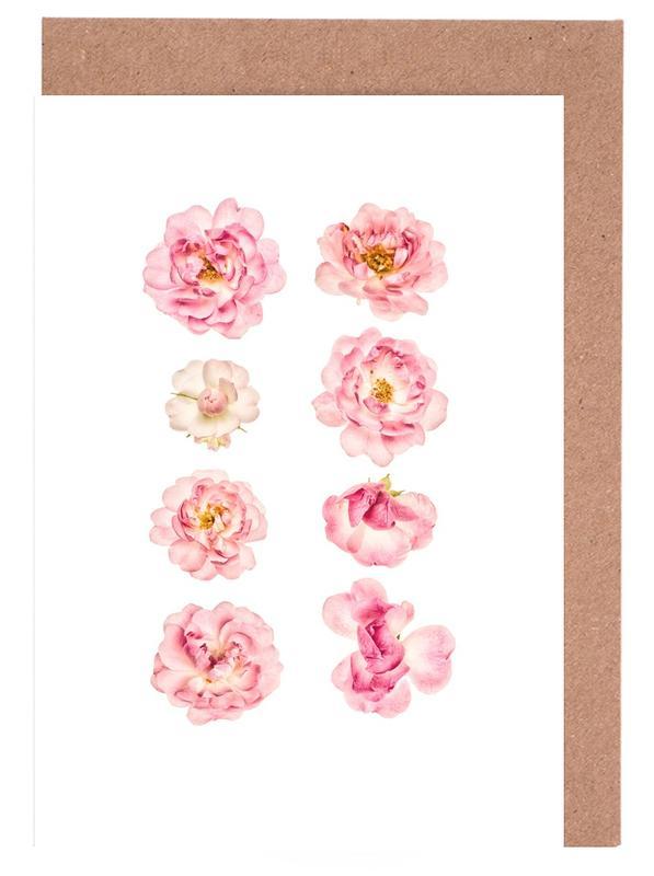 Roses, Roses 1 Greeting Card Set