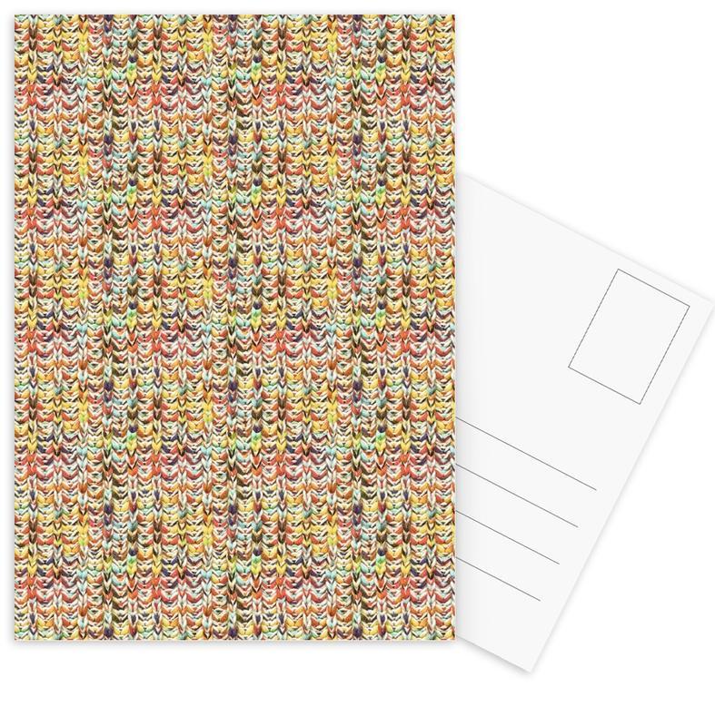 Knit Postcard Set