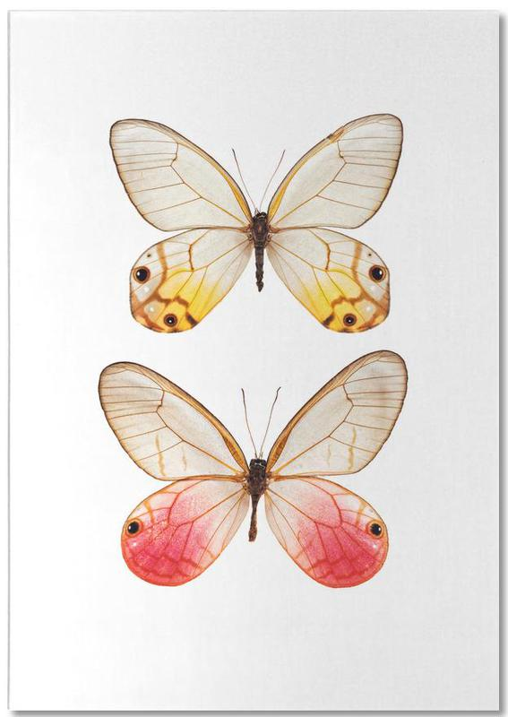 Butterfly 4 bloc-notes