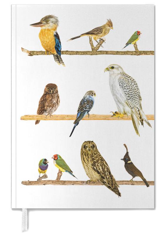 , Birds Personal Planner