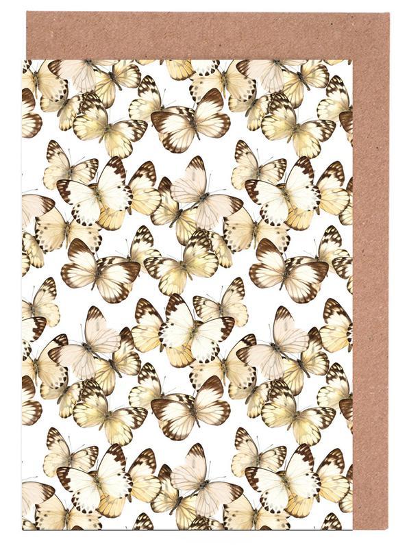 Butterflies cartes de vœux