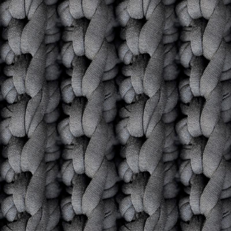 Cotton Pattern -Alubild