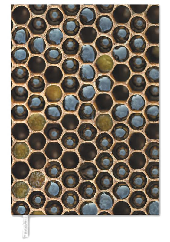 Muster, Bienen, Bee Pattern -Terminplaner