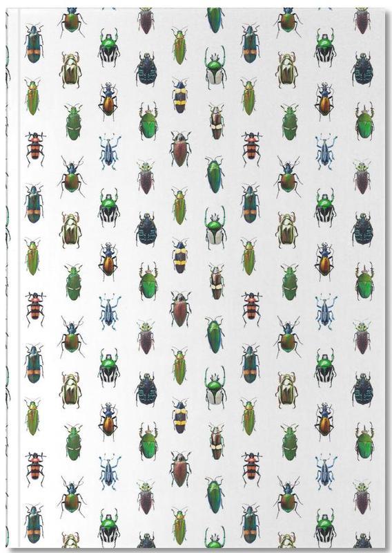 Beetles Notebook