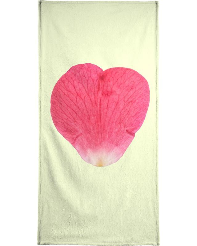 Jubileums en liefde, Bladeren en planten, Harten, Heart XI strandlaken