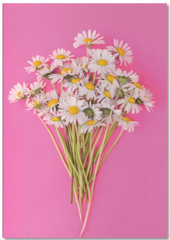Bouquet of Daisies -Notizblock