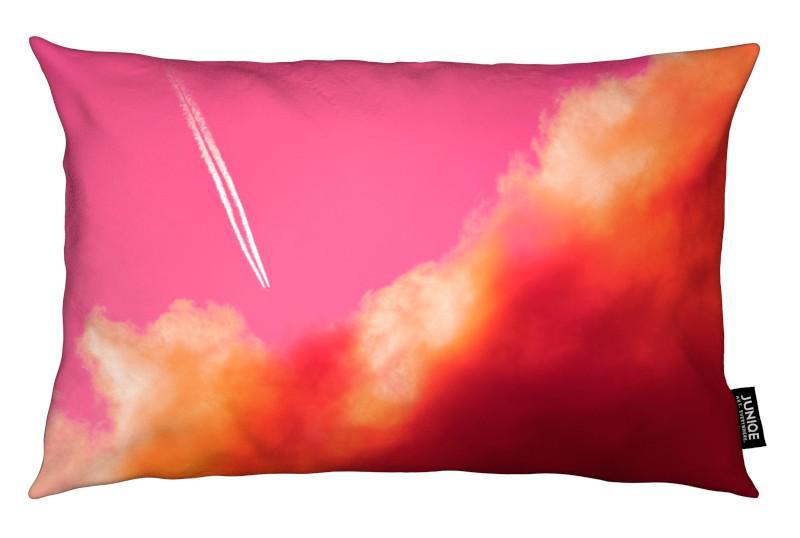 Paysages abstraits, Ciels & nuages, Escape coussin