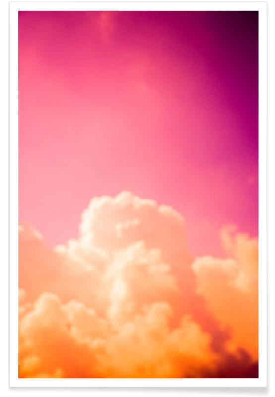 Ciels & nuages, Clouds III affiche