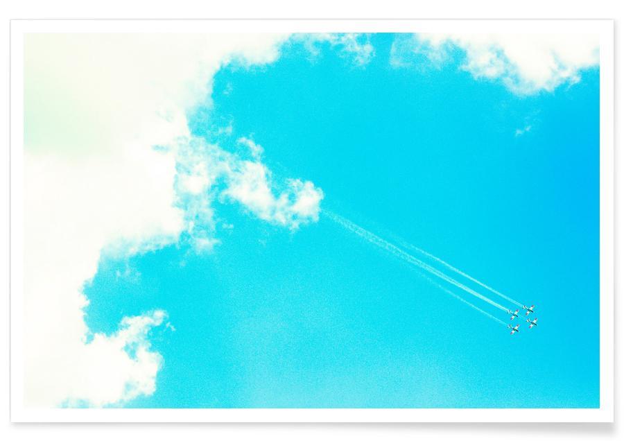 Ciels & nuages, Aerial Show affiche