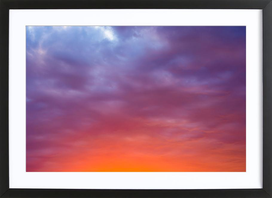 Sunset #1 Framed Print