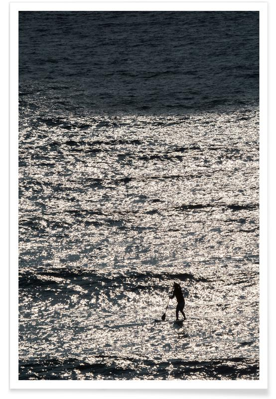 Ocean, Lake & Seascape, Seaside  24 Poster