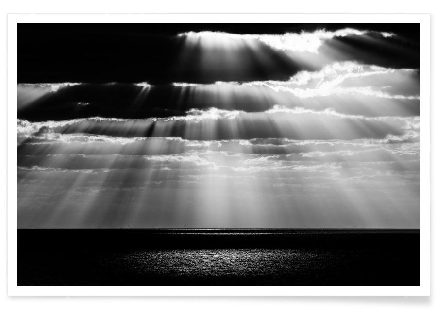 Ozeane, Meere & Seen, Spot -Poster
