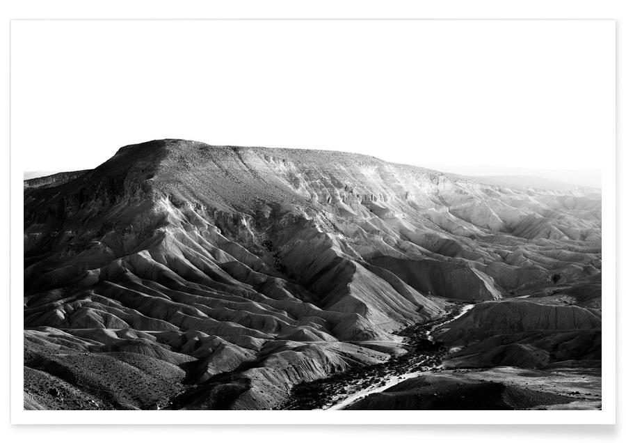 Berge, Nahal Zin -Poster