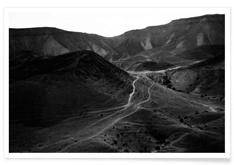 Mountains, Mountains Of The Judean Desert 5 Poster